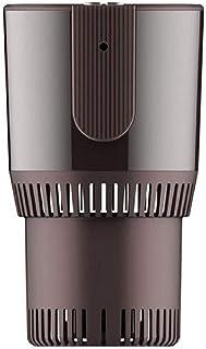 Ayanx Car Heating Cooling Cup 2-in-1 Car Office Cup Warmer Cooler Smart 12V Car Cup Mug Holder Tumbler Cooling Beverage Dr...