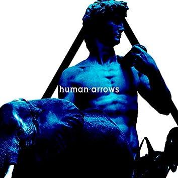 human arrows