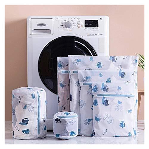 SSN 6Pcs Wäschebeutel for Waschmaschinen Mesh-BH Unterwäsche Tasche for Kleidung Aid Wäsche Saver Bra Waschen Der Wäsche Schutz