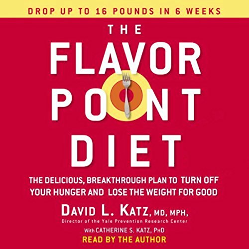 The Flavor Point Diet audiobook cover art