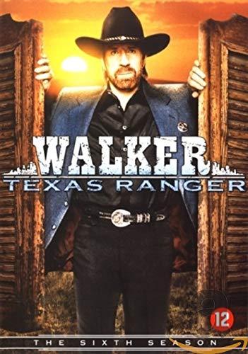 Walker. Texas Rangers: L'intégrale de la saison 6 - Coffret 6 DVD