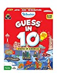 Skillmatics Guess in 10 States of America - Card Game of...