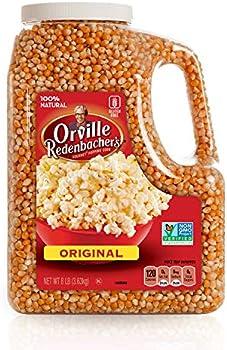 8 lbs Orville Redenbacher's Gourmet Popcorn Kernels
