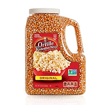 Orville Redenbacher s Gourmet Popcorn Kernels Original Yellow 8 Lb