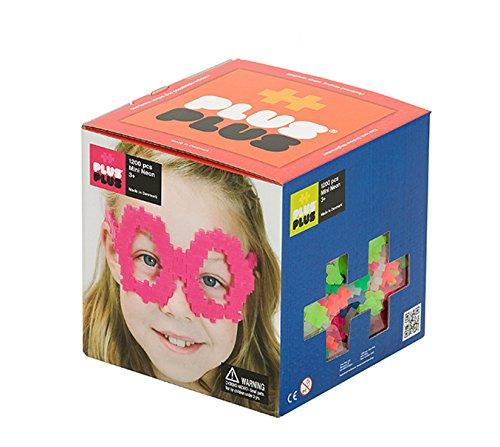 Plus-Puzzle Mini Neon, 1200 Piezas (3321)