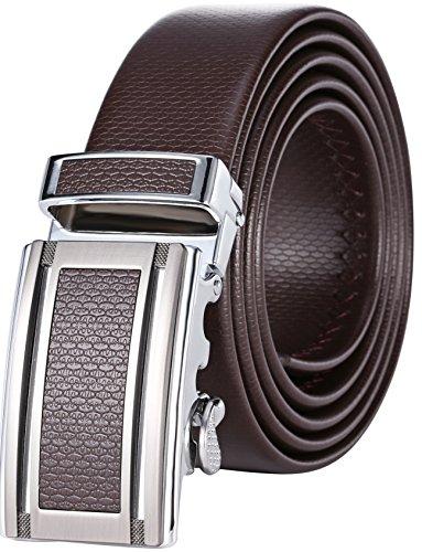 Mio Marino Classic Ratchet Belt - Premium Leather -...