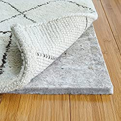 rug pad safe for hardwood floors