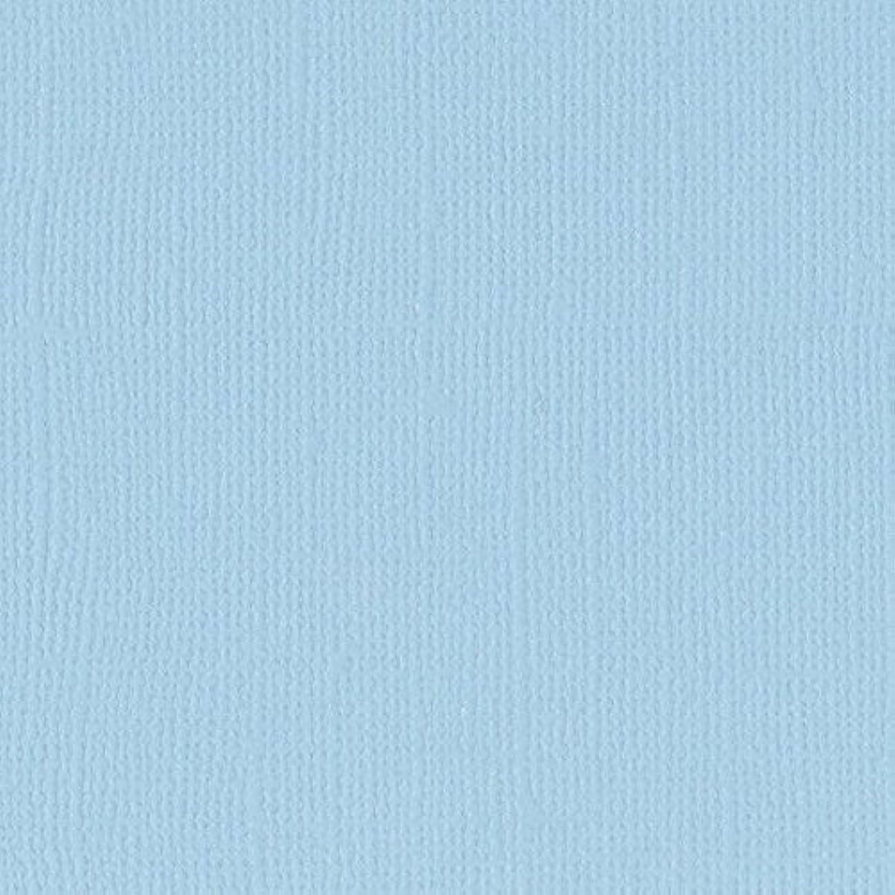 Vaessen Creative A4 Texture Florence Cardstock Canvas, Paper, Glacier, One Size