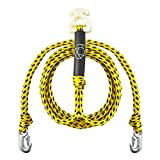 Obcursco 16ft Boat Tow Harness for Towing 4 Rider Towable Tube, Water Ski, Wakeboard