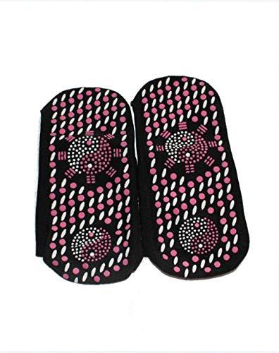 Turmaline selbstwärmende Socken für Herren und Damen, 3 Farben helfen warm, kalte Füße, Komfort