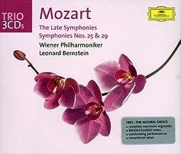 Mozart: Late Symphonies: Nos. 25, 29, 35, 36, 38, 39, 40 & 41