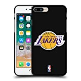 Head Case Designs Officiel NBA Plaine Los Angeles Lakers 2 Coque Noir en Gel Doux...