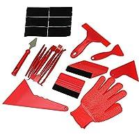 ELT living カーフィルムラッピング 専用工具21点セット シール施工 隙間施工 保護フィルム 貼付け補助ツール