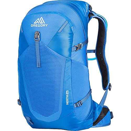 Gregory Mountain Products Men's Inertia 25 H2O Day Hiking Backpack Estate Blue, One Size