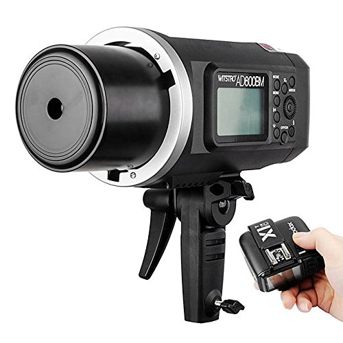Godox All-in-One Witstro Manual AD600BM with Bowens Mount Kit (2 Flashes) Godox