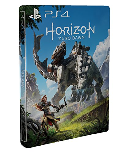 Horizon: Zero Dawn - Steelbook (exkl. bei Amazon.de) - [enthält kein Game]
