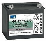 Exide - Piombo Gel 12V 25Ah Dryfit GF12025YG batteria - GF12025YG