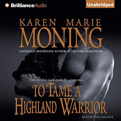 To Tame a Highland Warrior cover art