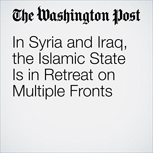 In Syria and Iraq, the Islamic State Is in Retreat on Multiple Fronts cover art