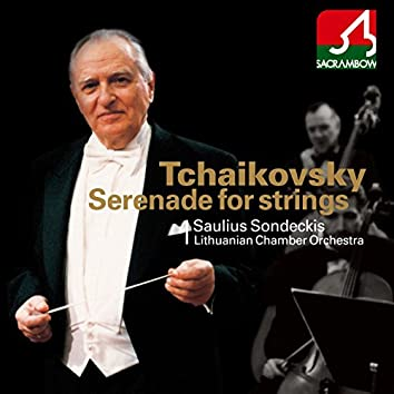 Tchaikovsky: Serenade for String Orchestra, Andante Cantabile