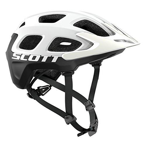Scott Sports 2016 Vivo CPSC Mountain Bicycle Helmet - 241074, White/Black, S