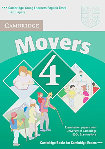 Cambridge Young Learners English Tests: Movers 4. Student's Book