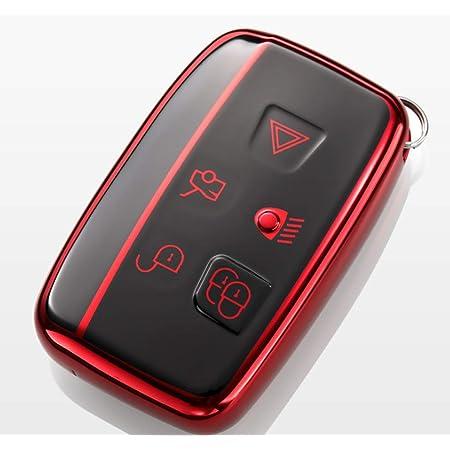 Kelay 5 Tasten Schlüsselanhänger Hülle Soft Tpu Full Elektronik