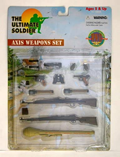 suministro de productos de calidad The Ultimate Soldier  Axis Weapons Set (60050) by Ultimate Ultimate Ultimate Soldier  punto de venta de la marca