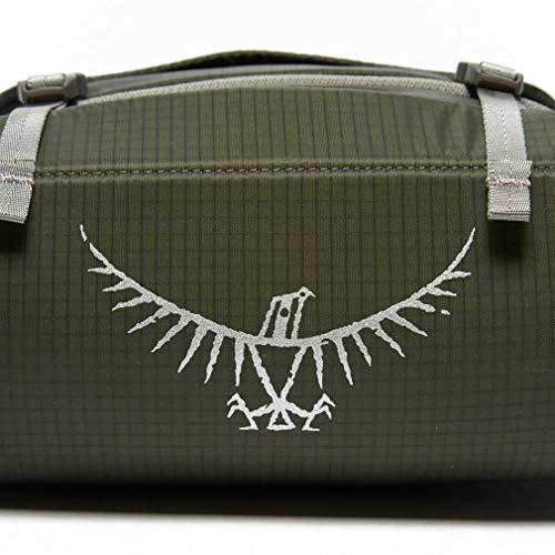 Osprey Grey Ultralight Washbag Padded, Grey, One Size