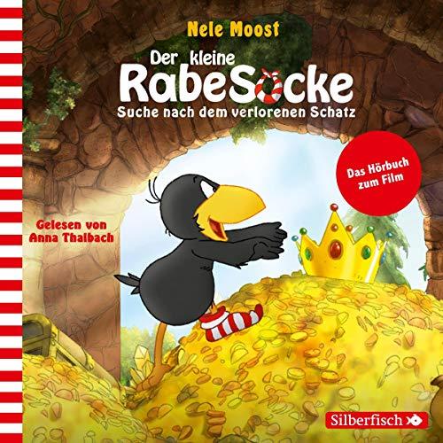 Suche nach dem verlorenen Schatz. Das Original-Hörbuch zum Film: Der kleine Rabe Socke 3