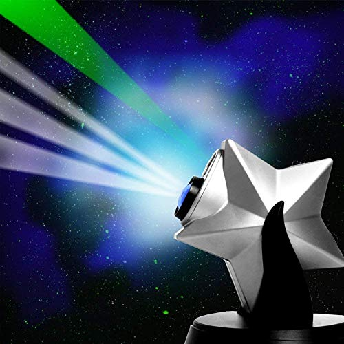 Parrot Uncle Star Hologram Projector