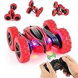 OCDAY Macchina Telecomandata 4x4 Giochi Bambini Auto Buggy Radiocomandata Batteria Ricaricabile con Interfaccia USB Auto Radiocomandata Rotazione a 360 Gradi
