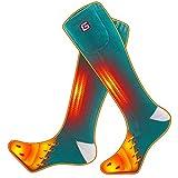GLOBAL VASION Heated Socks,Unisex Cold Weather...