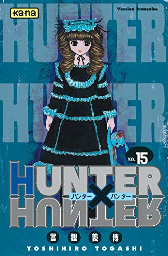 Hunter X Hunter, tome 15
