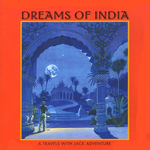 Dreams of India audiobook cover art
