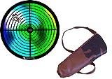 mankitoys bersaglio per ventosa frecce e porta freccette per bambini set (set 2)