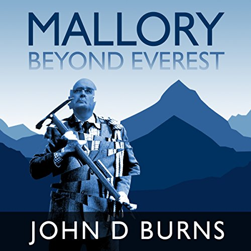 Mallory: Beyond Everest audiobook cover art