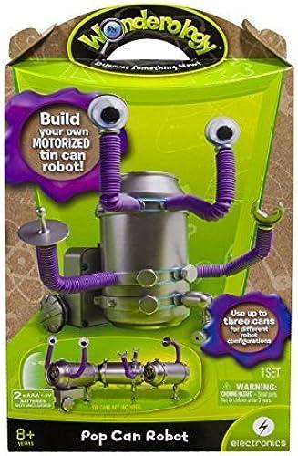 primera reputación de los clientes primero Wonderology - Science Kit Kit Kit - Pop Can Robot by Science  el mas de moda