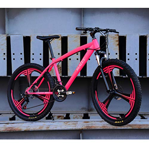 Bdclr 21-speed 26-inch mountainbike mode kleur Overall wheel Student mountainbike