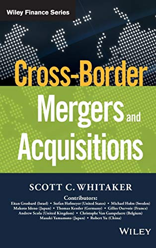 Cross–Border Mergers and Acquisitions (Wiley Finance)