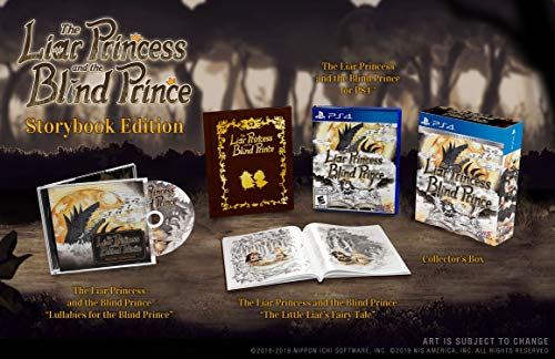 The Liar Princess and the Blind Prince (輸入版:北米) - PS4