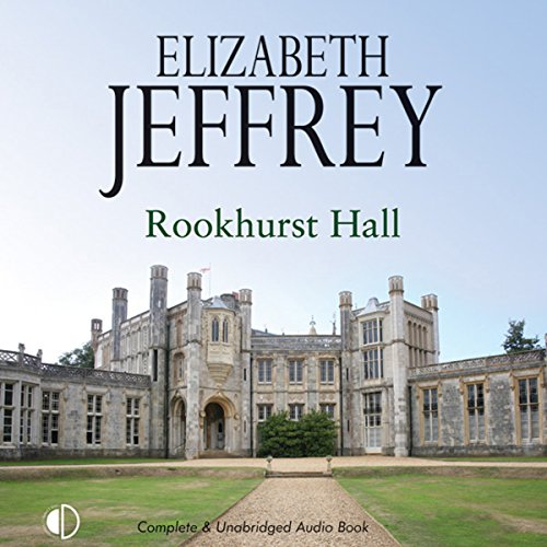 Rookhurst Hall audiobook cover art