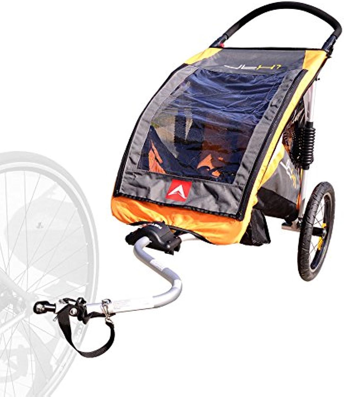 Allen Sports Trailer Swivel Wheel Jogger