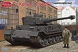 アミュージングホビー 1/35 WW.IIドイツ軍 Pz.Kpfw.VI(P) ポルシェティーガー プラモデル
