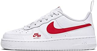 Nike Air Force 1 Gs Casual Fashion Shoes Big Kids Cz4203-100