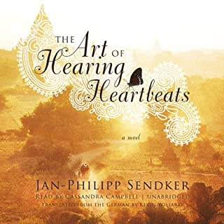 The Art of Hearing Heartbeats Titelbild
