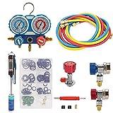 KKmoon Herramientas y equipos de aire acondicionado