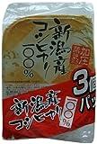 たかの 新潟産 コシヒカリ 180gX3