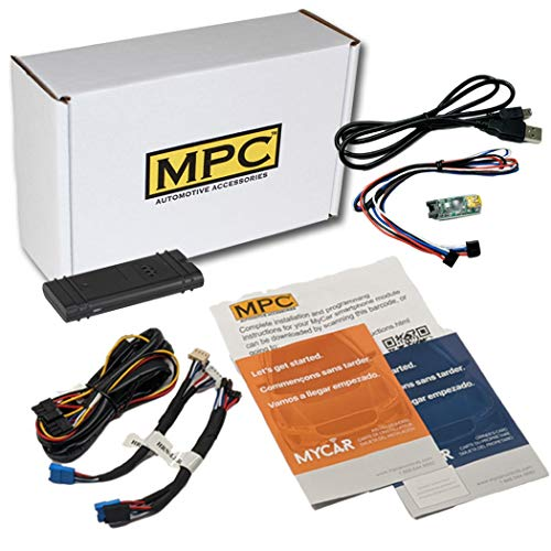 commercial MyCar Control App for MPC Remote Start Kit with Smartphone – Includes FlashLink Updater -… mpc remote start