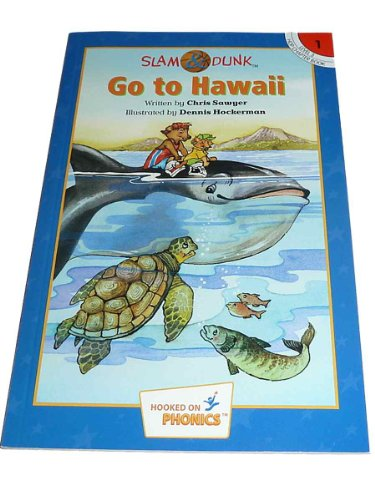Slam & Dunk Go to Hawaii (HOP Chapter Book Level 3)